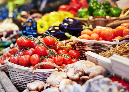 Fruit et légume de saison, ferme à Gozée